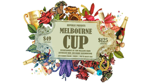 The Republic Hotel Melbourne Cup Celebration